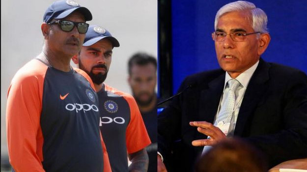 CoA tells Ravi Shastri to let the fans be the judge of how good the Indian team is