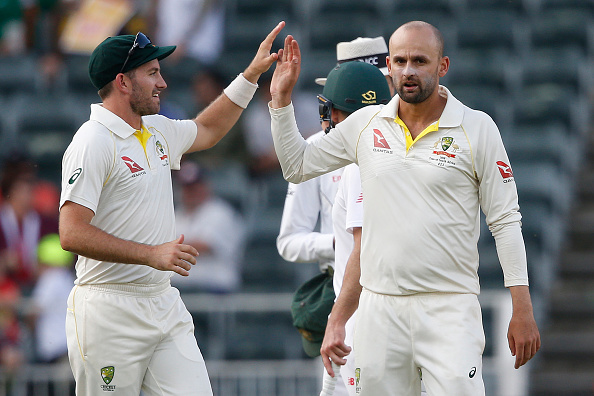 Nathan Lyon is looking forward to the series against Pakistan | Getty