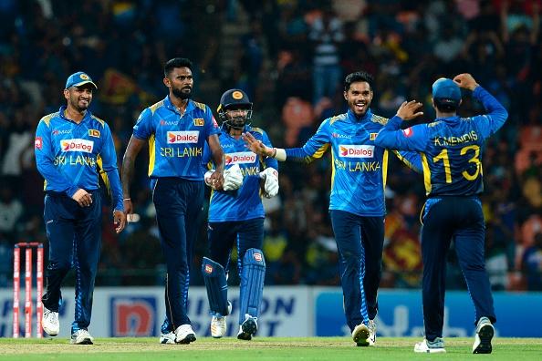 Srilanka cricket Team | Getty