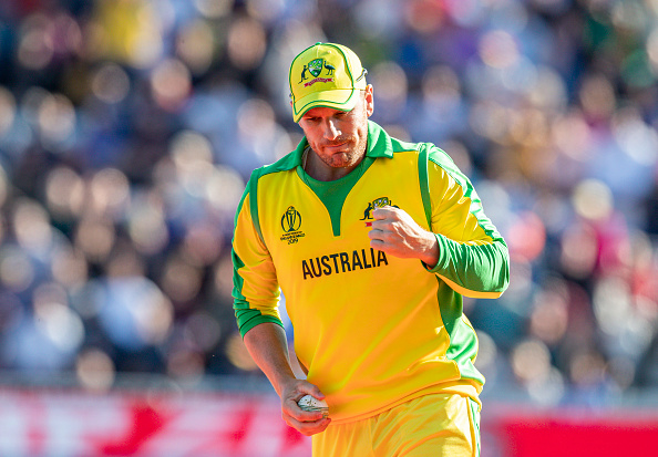Aaron Finch | Getty
