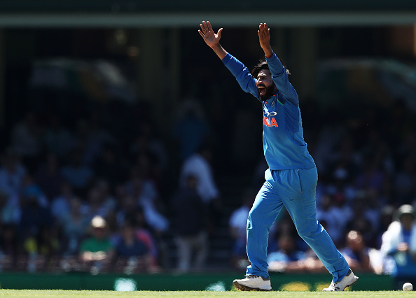 Ravindra Jadeja has made a strong case for World Cup selection | Getty