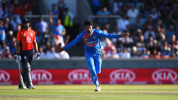 ENG v IND 2018: Twitter reacts as Kuldeep Yadav's astonishing five-fer restricts England to 159