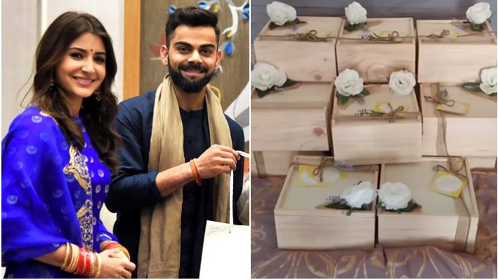 Virat Kohli, Anushka Sharma send hampers to paparazzi; request not to click pictures of their newborn
