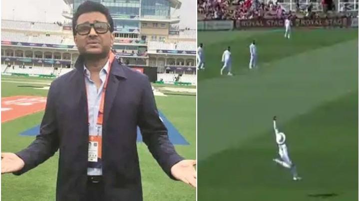 NZ v IND 2020: Sanjay Manjrekar sings praises of Ravindra Jadeja's catch in second Test
