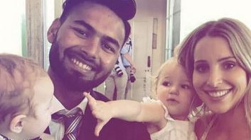 AUS v IND 2018-19: Rishabh Pant says meeting Tim Paine's family was lovely after the viral photo