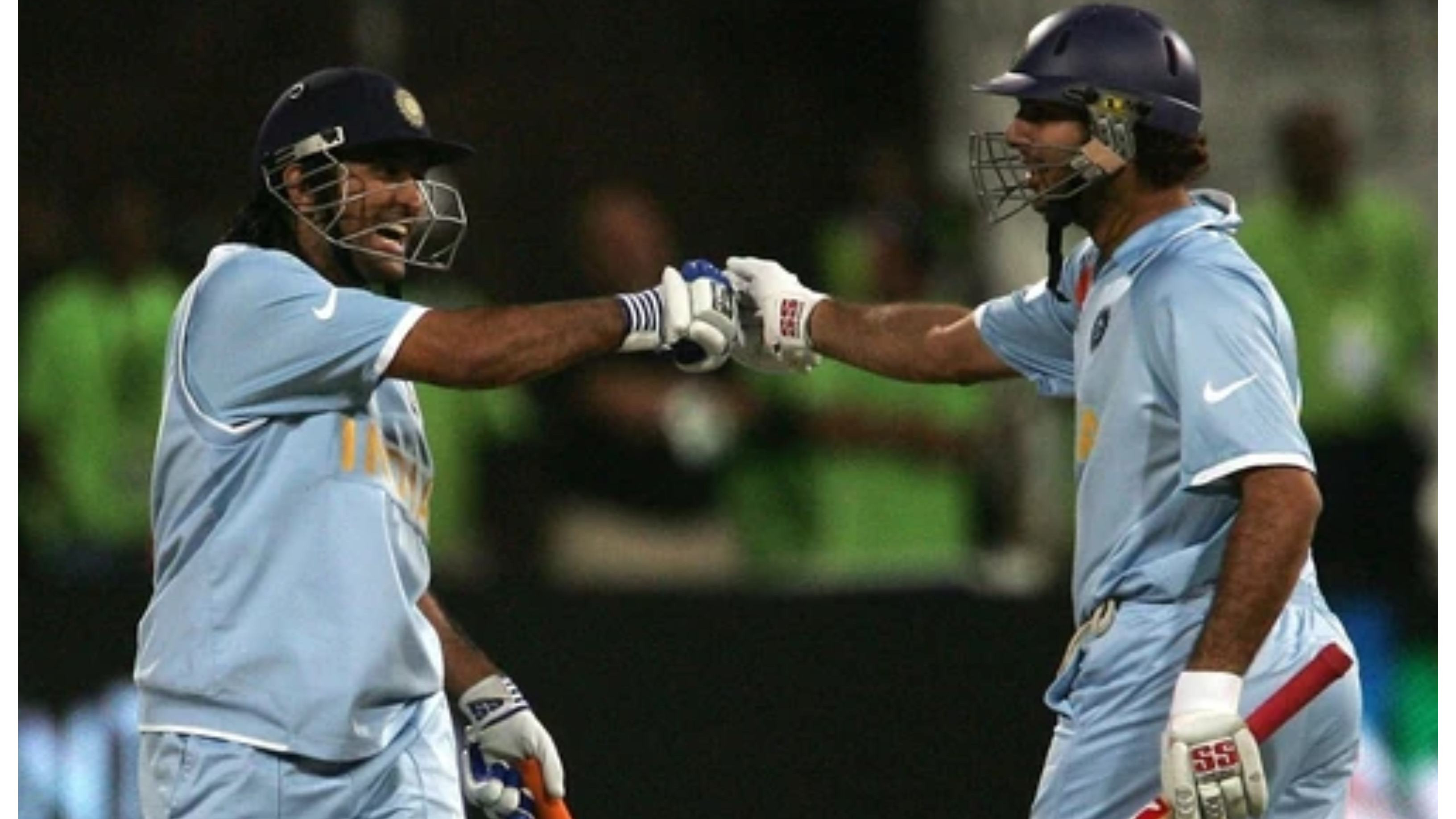 """Yuvraj Singh reveals MS Dhoni """"was very happy"""" to see him hit Stuart Broad for 6 sixes in an over"""