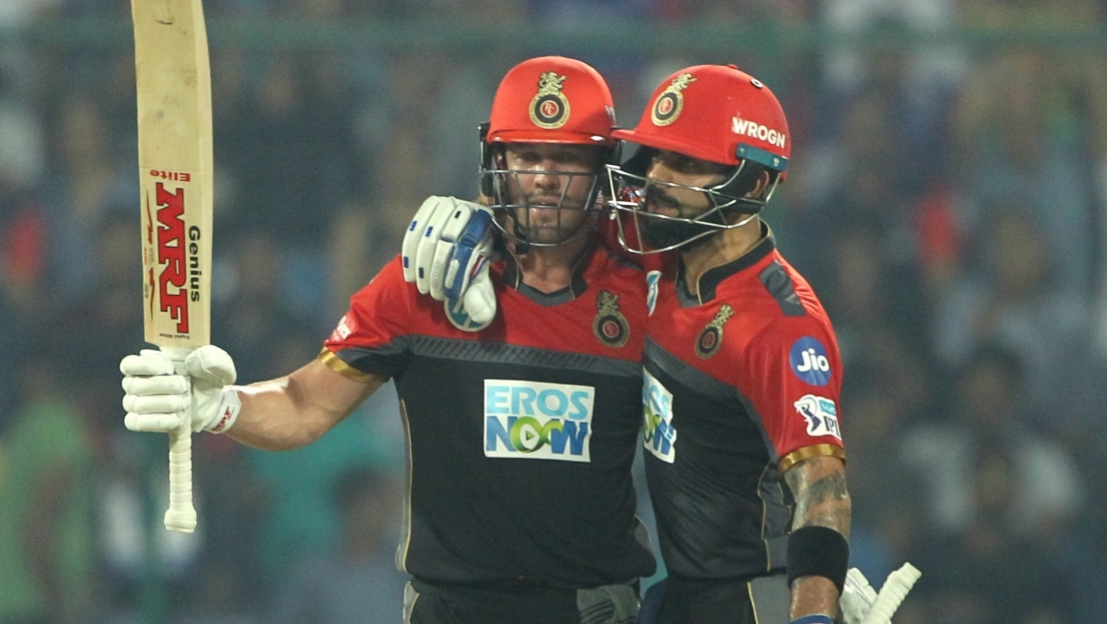 IPL 2018: Virat Kohli feels honoured to bat with AB de Villiers
