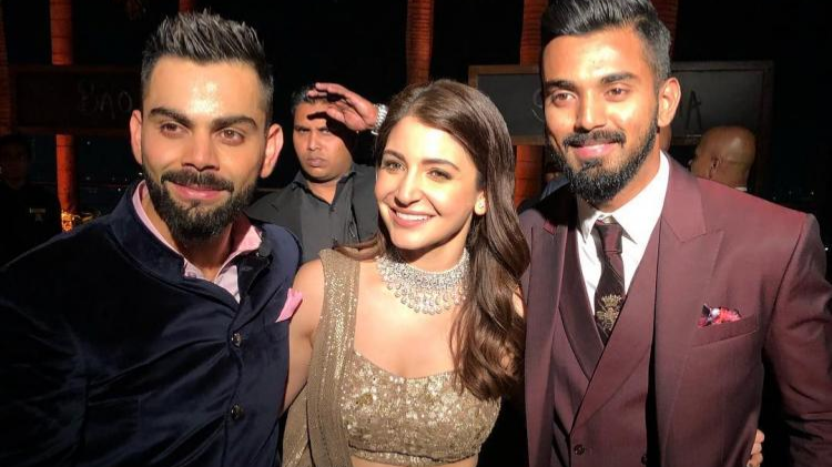 Virat Kohli and Anushka Sharma once comforted a depressed KL Rahul