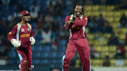 Watch: Chris Gayle burns the dance floor with his crazy moves