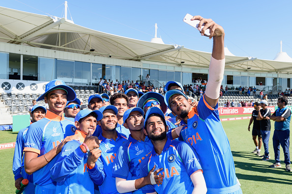 Virat Kohli confident of India U-19's World Cup win