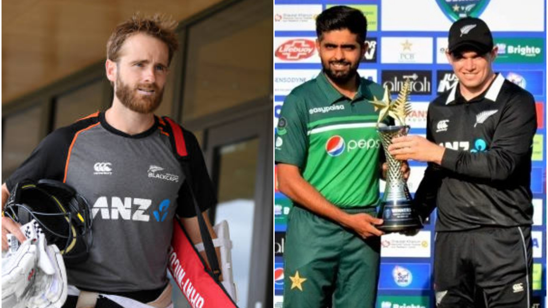 PAK v NZ 2021: Hope New Zealand pull out doesn't impact Pakistan cricket in long run- Williamson