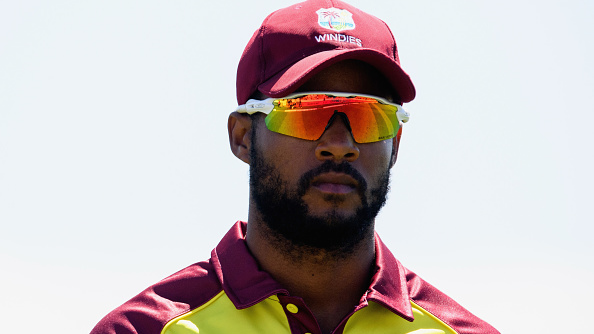 Shai Hope announced as the Windies Cricketer of the Year