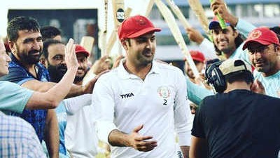 Mohammad Nabi happy being part of Afghanistan's first Test generation