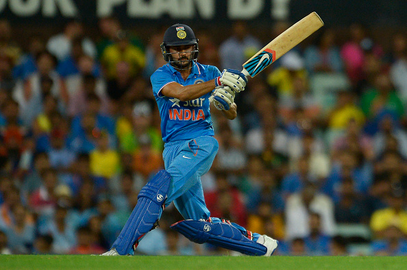 Manish Pandey will make his return to India's ODI team during the upcoming Asia Cup | Getty