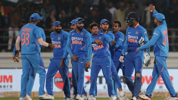 IND v AUS 2020: Team India players celebrate their thumping win on Twitter