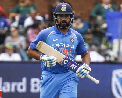 SA v IND 2018: Rohit Sharma surprised to know critics raised question about his form after four ODIs