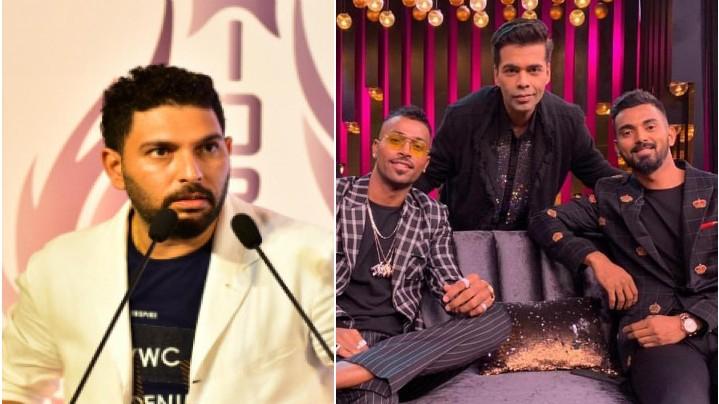 Yuvraj Singh says Hardik-Rahul Koffee with Karan controversy happened due to dressing room atmosphere