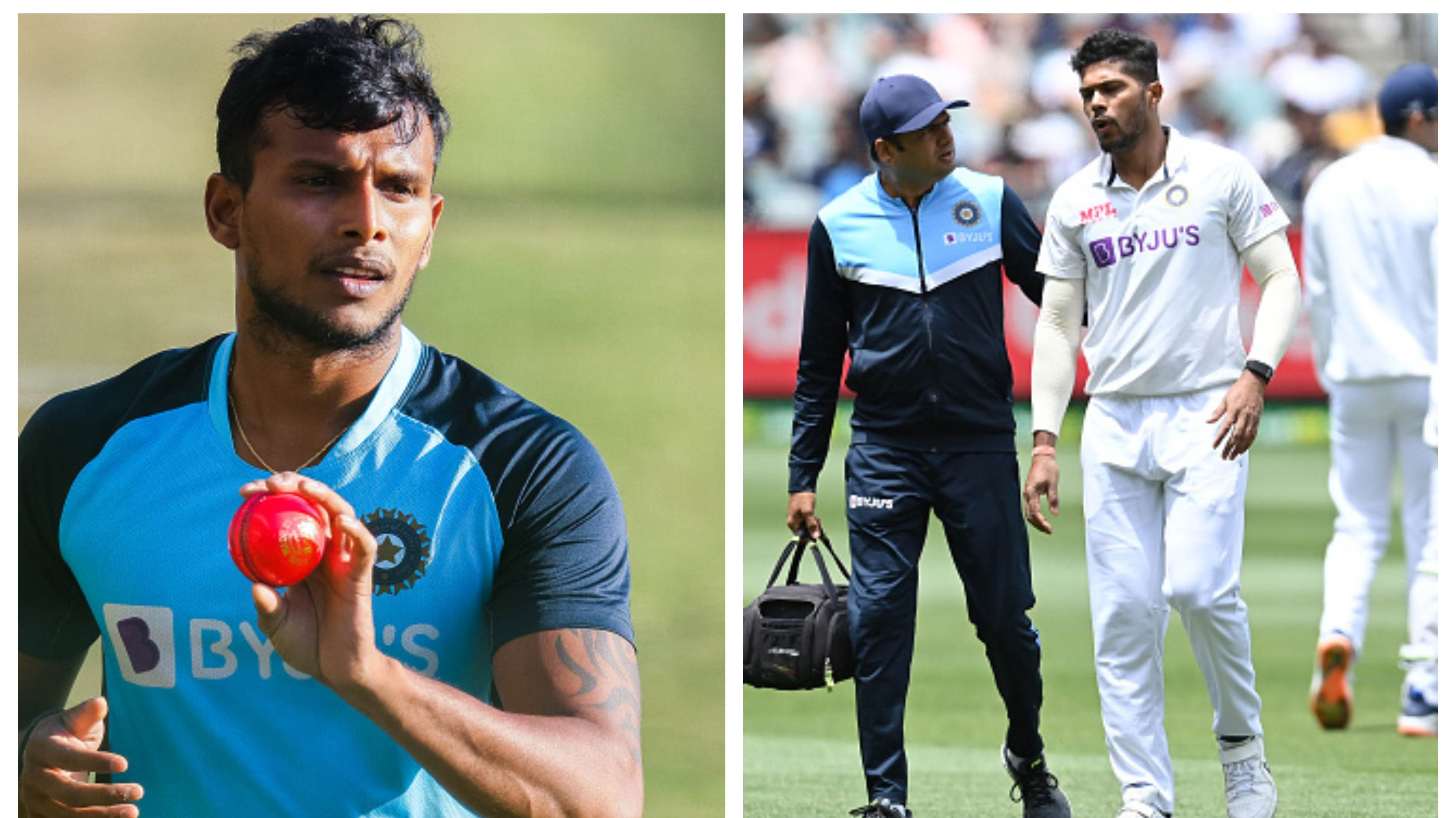 AUS v IND 2020-21: T Natarajan likely to be added in India's Test squad as Umesh Yadav's cover, says report