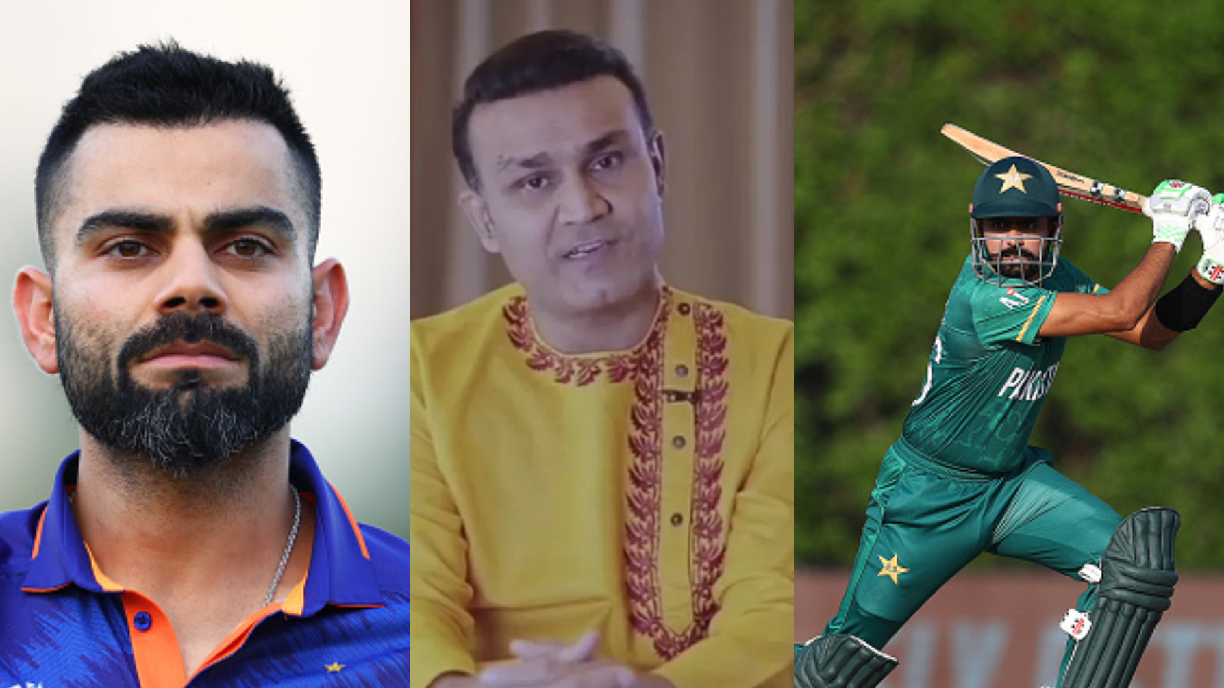 T20 World Cup 2021: 'You know what the result will be'- Virender Sehwag opines on India-Pakistan match