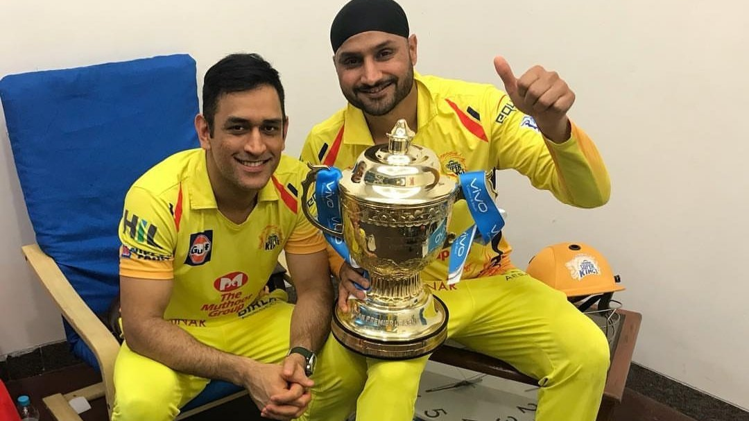 IPL 2018: MS Dhoni reminded me of his 'older version' during the IPL 2018, says Harbhajan Singh