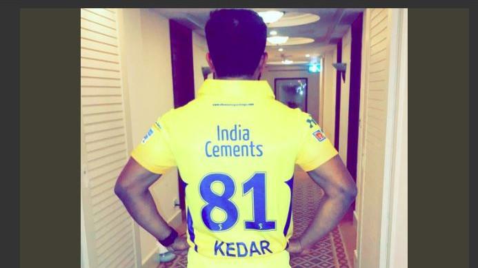 IPL 2019: केदार जाधव चेन्नई सुपर किंग्स द्वारा रिटेन किये जाने के बाद हैं बहुत उत्साहित