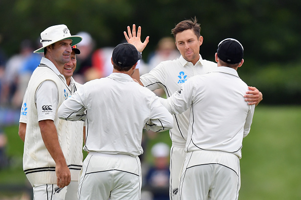 Trent Boult returned to his best with the ball in Christchurch | Getty Images