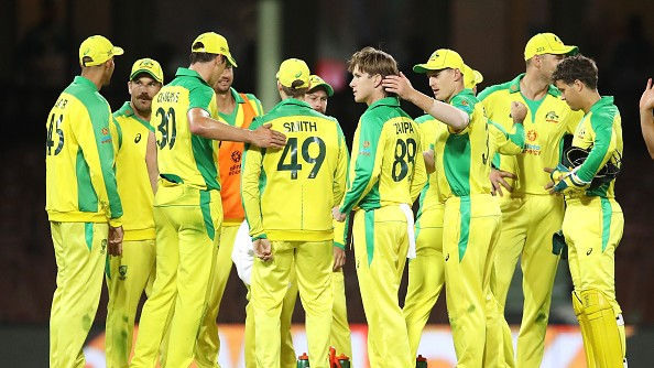 AUS v IND 2020-21: Australia batter India by 51 runs; take a 2-0 lead in ODI series