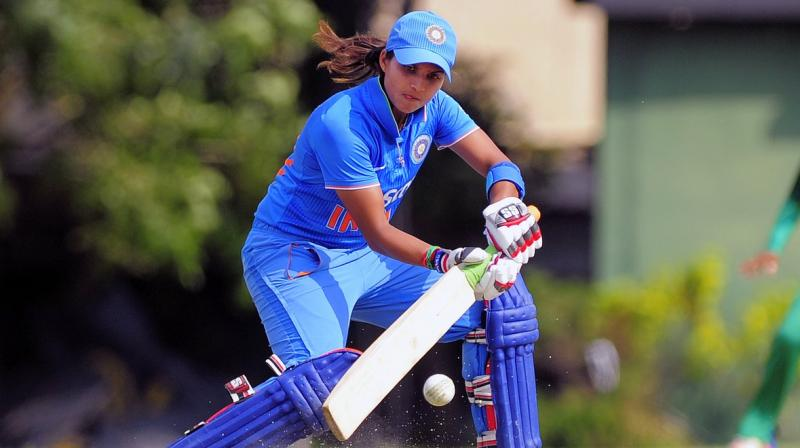 Mona Meshram to lead India Green in the Women's 50-over tournament | ICC