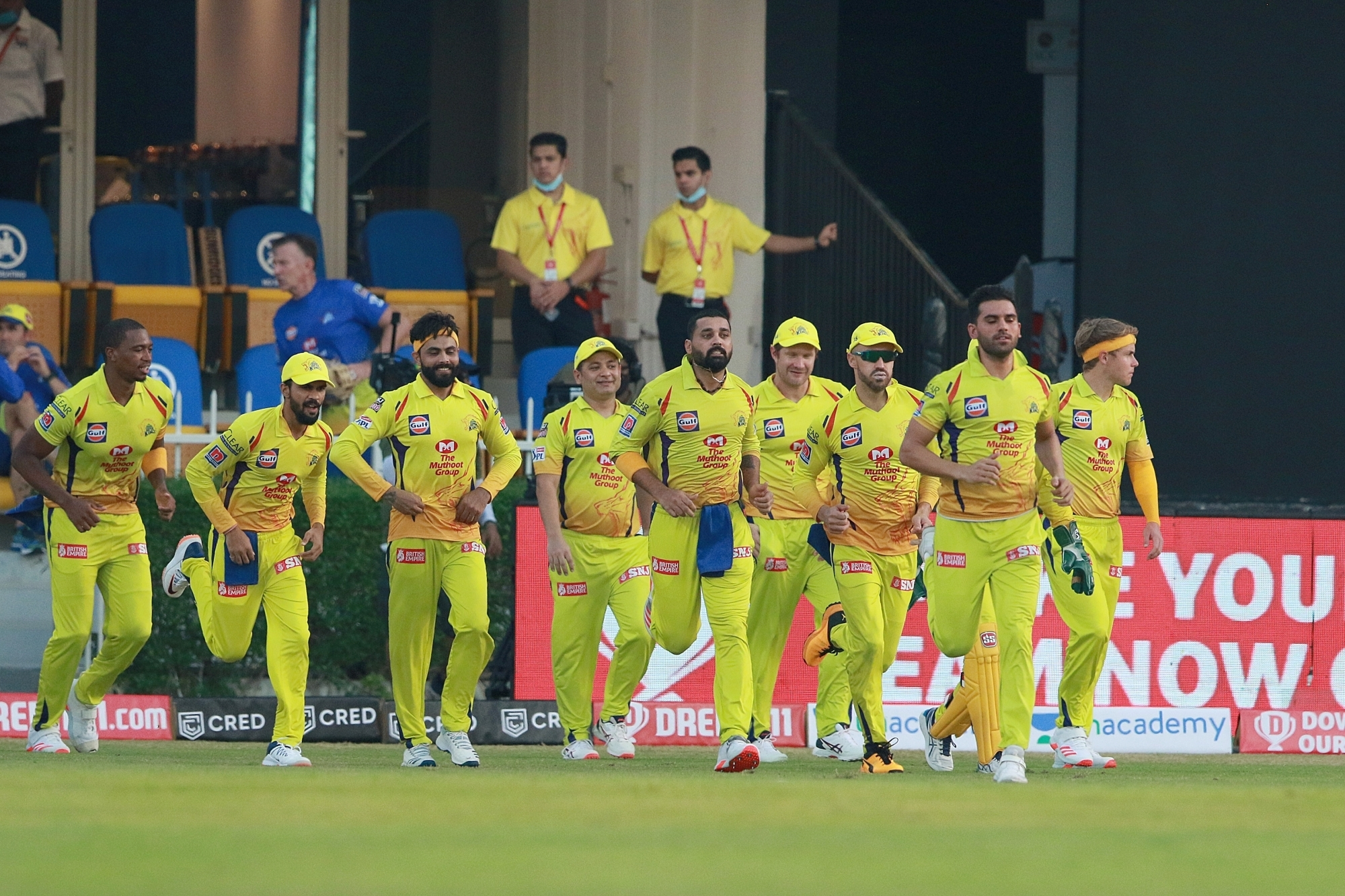 The CSK team failed to make it into the playoff for the first time ever | BCCI/IPL