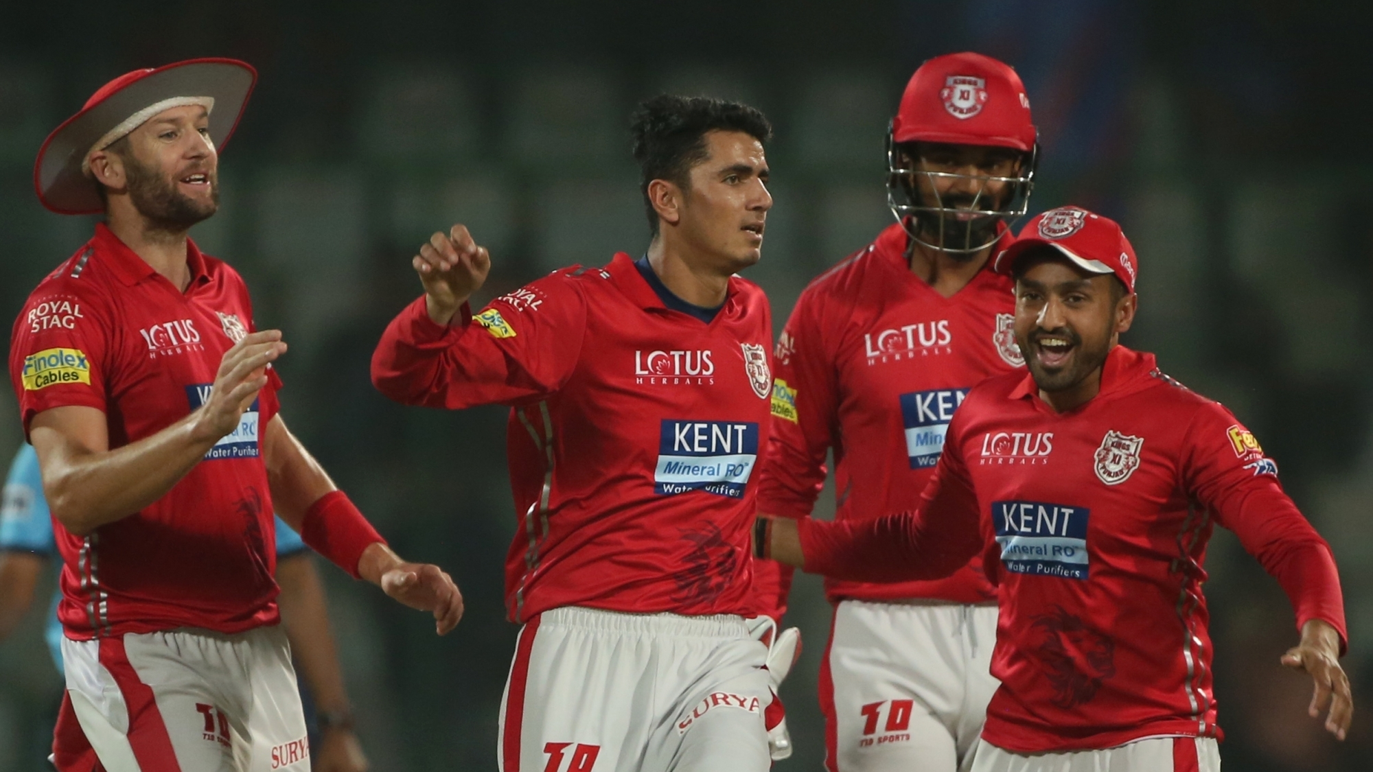 IPL 2018: KXIP v RR – Mujeeb Ur Rahman's dream spell restricts Rajasthan Royals to a subpar total of 152