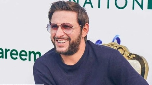 Shahid Afridi picks an actor from Bollywood and Hollywood each for his biopic