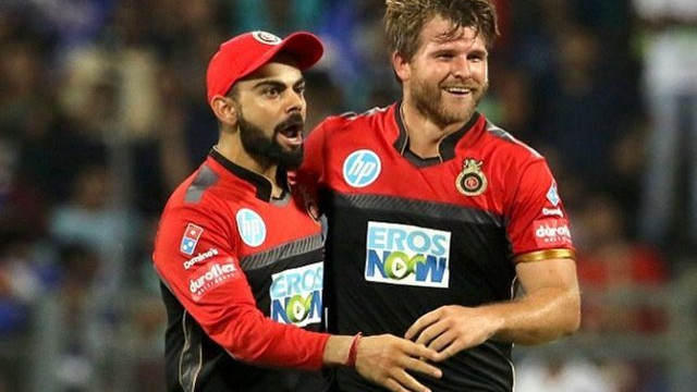 IPL 2019: Corey Anderson, Brendon McCullum have goodbye messages for Virat Kohli and RCB