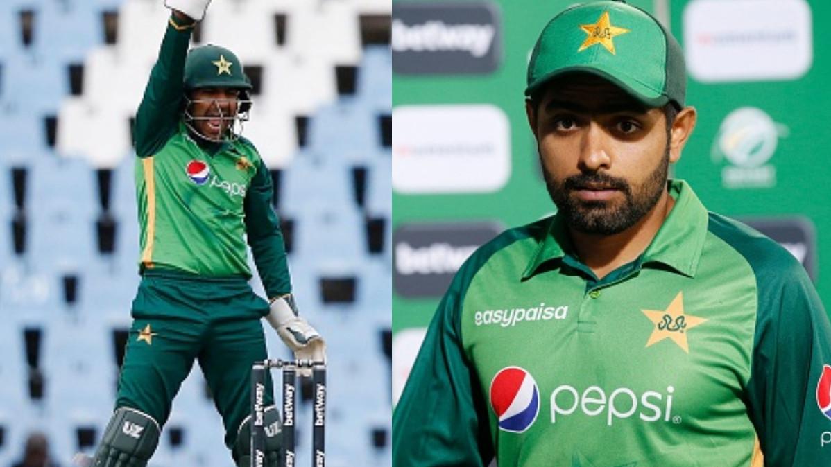 SA v PAK 2021: We trust Sarfaraz Ahmed, that's why he is with us, says Pakistan captain Babar Azam