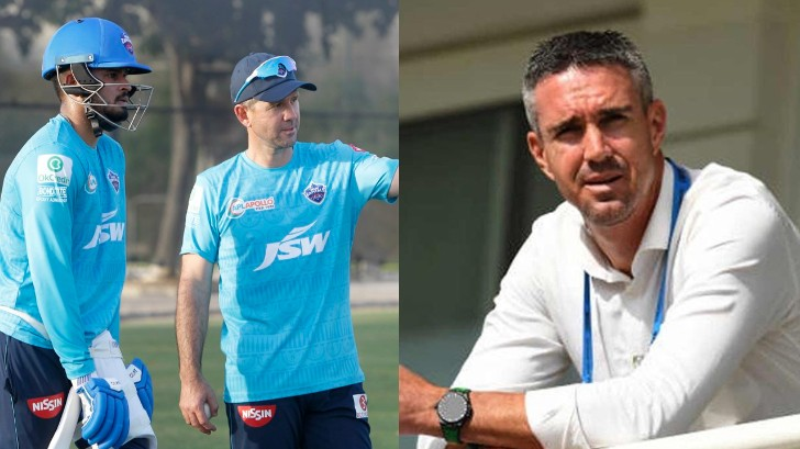 IPL 2020: Kevin Pietersen roasts Ricky Ponting on his post on Delhi Capitals' preparation