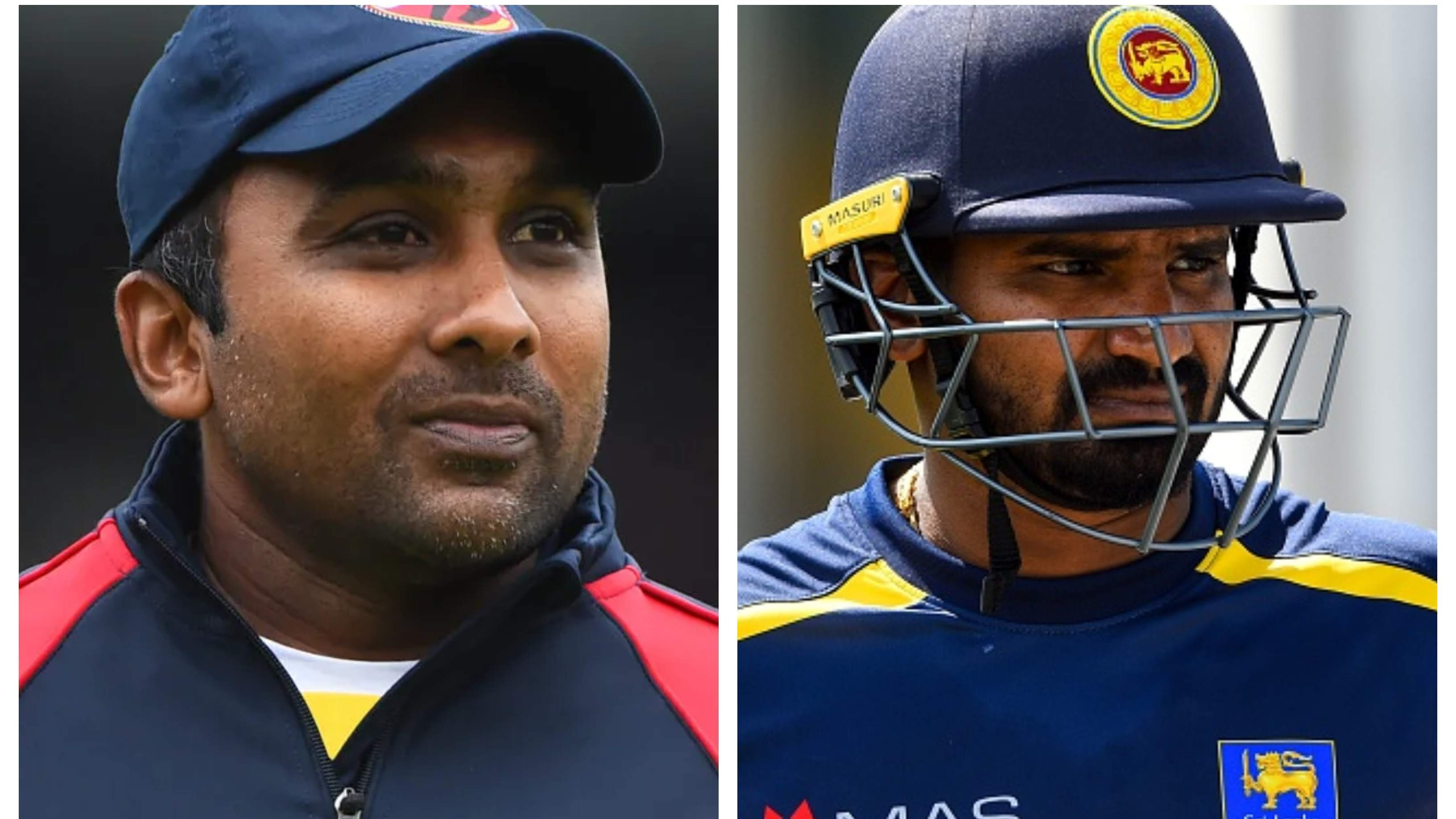 Jayawardena reacts over Sri Lanka chief selector's logic behind Perera's drop from Test squad