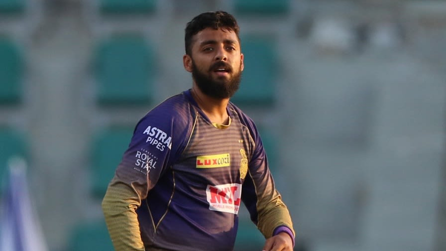 IPL 2021: Varun Chakravarthy says he's focused on helping KRR qualify for playoffs