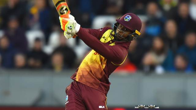 BAN v WI 2018: Evin Lewis returns to West Indies T20I squad for Bangladesh series.