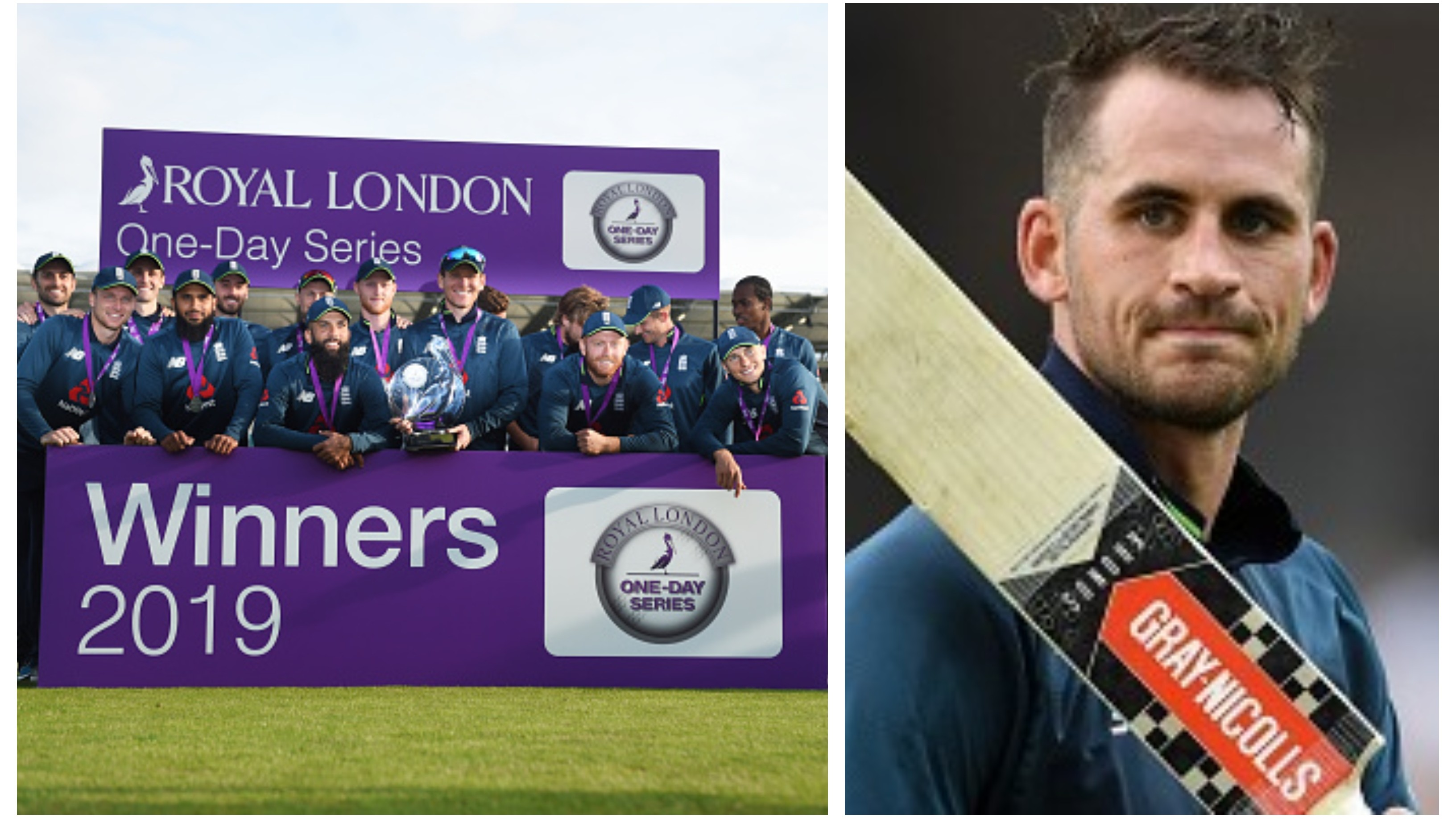 """CWC 2019: """"I will be watching and cheering for the England boys"""", says Alex Hales"""