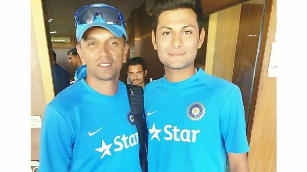 Rahul Dravid Sir asked me to continue learning, says India's U-19 Asia Cup star Harsh Tyagi