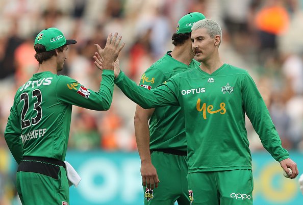 Nic Maddinson was the pick of the bowlers for Stars   Getty
