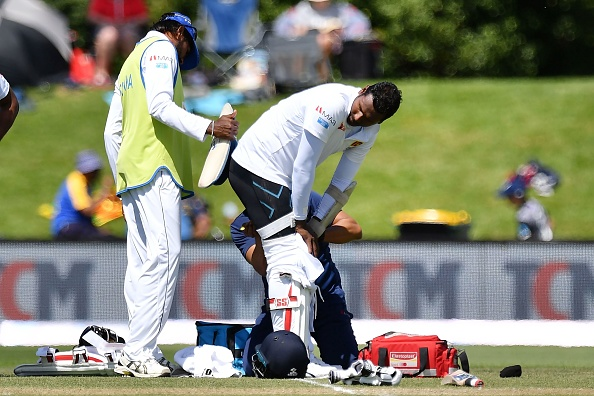 Angelo Mathews to miss Australia Tests with hamstring injury | Getty Images