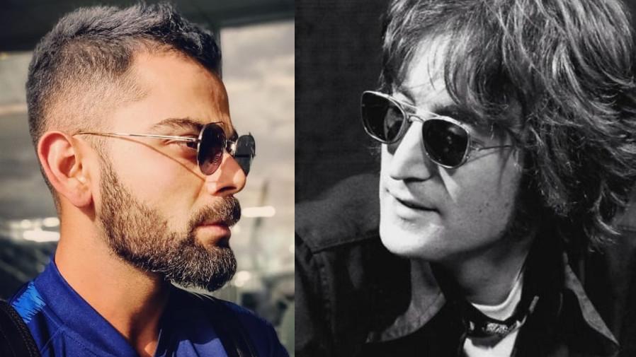 Herschelle Gibbs likes Virat Kohli's look, compares it with the English singer John Lennon