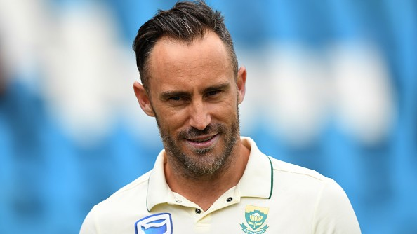 Du Plessis critical of