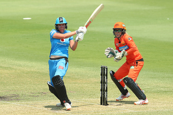Strikers won by eight wickets | Getty