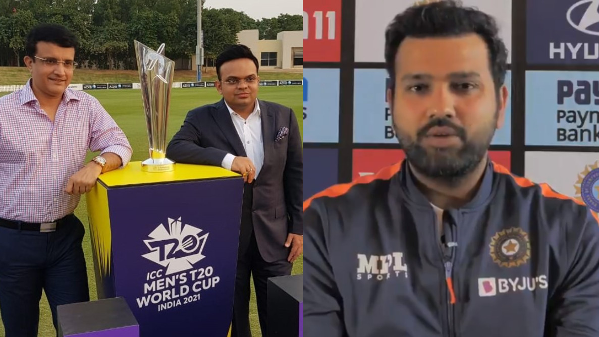 Rohit Sharma lauds ICC for doing a good job of spacing out world events