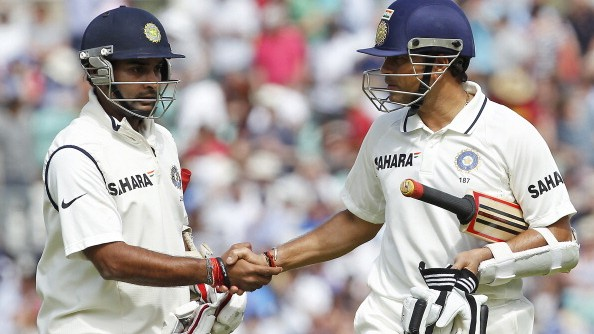 Mishra reminisces stand with Tendulkar that almost helped avoid whitewash in England