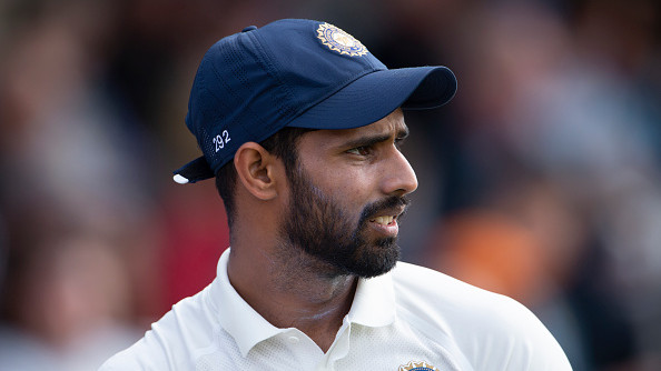 Hanuma Vihari happy with his Test debut performance in England