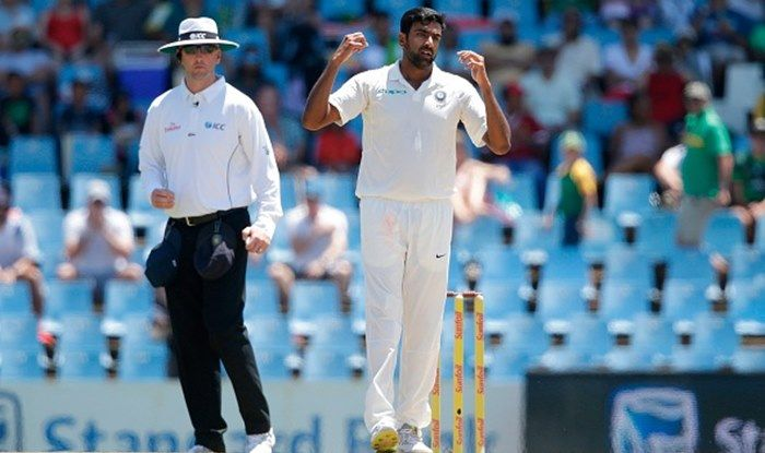 R Ashwin recently fought a groin injury in England and his slowness in the field hampers India a lot | Getty