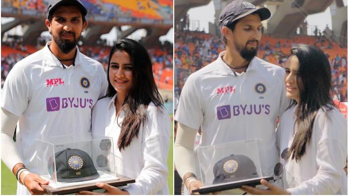 IND v ENG 2021: Pratima Singh wishes more success for husband Ishant Sharma on 100th Test