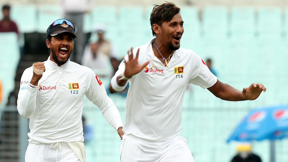 Suranga Lakmal named Sri Lanka's new vice captain
